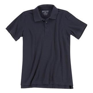 5.11 Short Sleeve Professional Polos Dark Navy