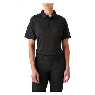 5.11 Short Sleeve Performance Polos Black