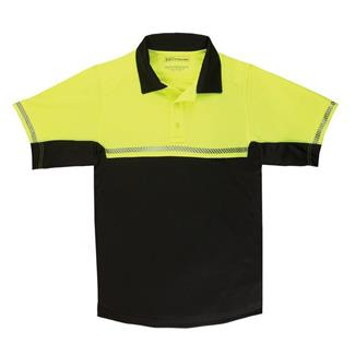 5.11 Short Sleeve Bike Patrol Polos Hi-Vis Yellow