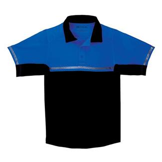 5.11 Short Sleeve Bike Patrol Polos Royal Blue