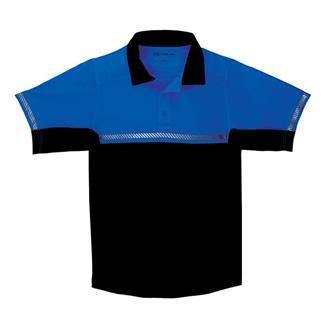 5.11 Short Sleeve Bike Patrol Polos Royal Blue