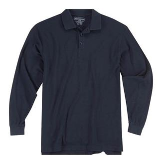 5.11 Long Sleeve Professional Polos Dark Navy