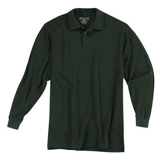 5.11 Long Sleeve Professional Polos L.E. Green