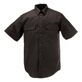 5.11 Short Sleeve Taclite Pro Shirts Black