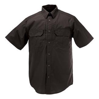 5.11 Short Sleeve Taclite Pro Shirts Black