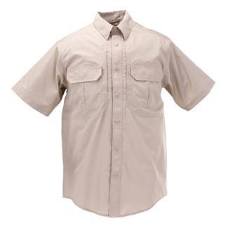5.11 Short Sleeve Taclite Pro Shirts TDU Khaki