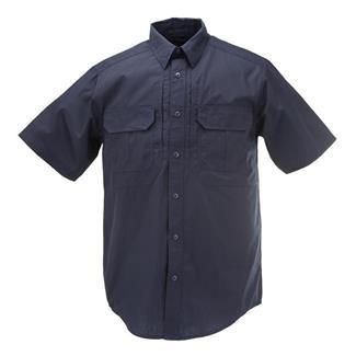 5.11 Short Sleeve Taclite Pro Shirts Dark Navy