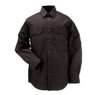 5.11 Long Sleeve Taclite Pro Shirts Black