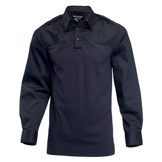 5.11 Long Sleeve PDU Rapid Shirts Midnight Navy