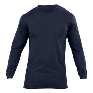 5.11 Long Sleeve Utili-T Shirts (2 Pack) Dark Navy