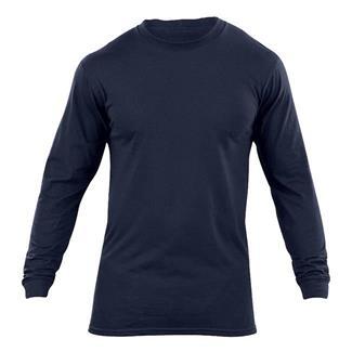 5.11 Long Sleeve Utili-T Shirts (2 Pack) Dark Navy