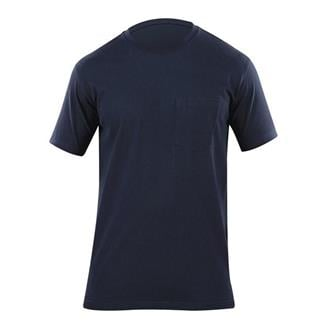 5.11 Professional Pocketed T-Shirts Fire Navy