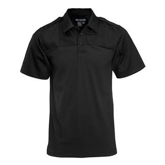 5.11 Short Sleeve PDU Rapid Shirts Black