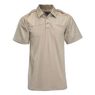 5.11 Short Sleeve PDU Rapid Shirts Silver Tan