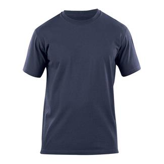 5.11 Short Sleeve Professional T-Shirts Fire Navy