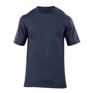 5.11 Short Sleeve Station Wear T-Shirts Fire Navy