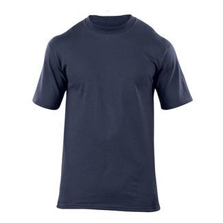 5.11 Short Sleeve Station Wear T-Shirts Fire Navy