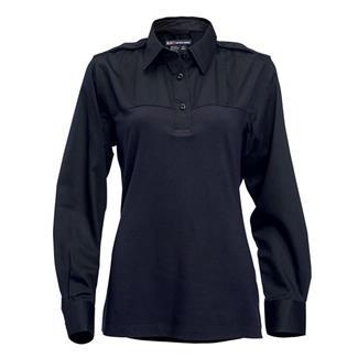 5.11 Long Sleeve PDU Rapid Shirts Midnight Navy