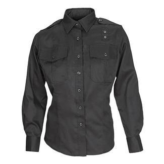 5.11 Long Sleeve Twill PDU Class A Shirts Black