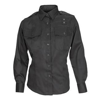 5.11 Long Sleeve Twill PDU Class A Shirts Black
