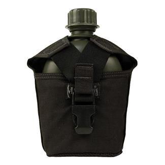 Maxpedition 1 QT Canteen Pouch Black