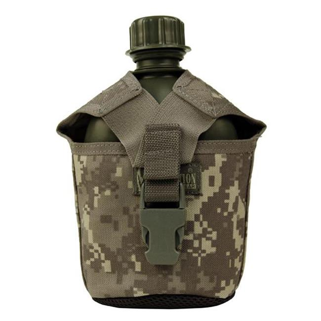 ykk canteen The maxpedition 1 quart canteen pouch is designed to fit a 1 quart usgi canteen with canteen cup.