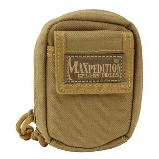 Maxpedition Barnacle Pouch Khaki
