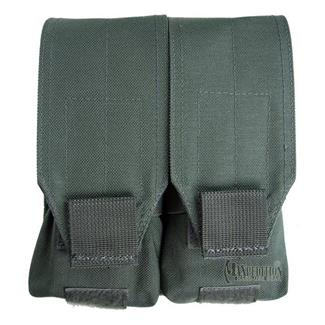 Maxpedition Double Stacked M4 / M16 30 Round Pouch Foliage Green