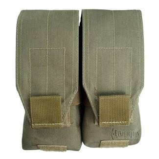 Maxpedition Double Stacked M4 / M16 30 Round Pouch Khaki