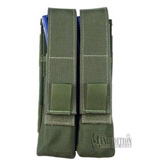 Maxpedition Double Stacked MP5 30 Round Pouch OD Green