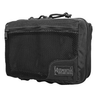 Maxpedition Individual First Aid Pouch Black