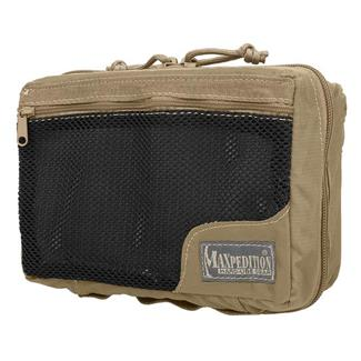 Maxpedition Individual First Aid Pouch Khaki