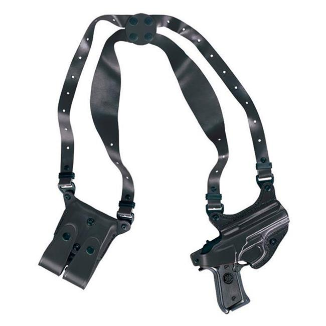 Gould & Goodrich Gold Line Shoulder Holster Black
