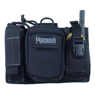 Maxpedition Triad Admin Pouch Black