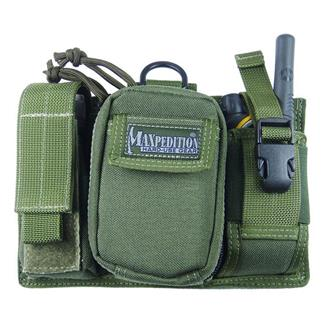 Maxpedition Triad Admin Pouch OD Green