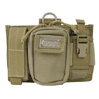 Maxpedition Triad Admin Pouch Khaki