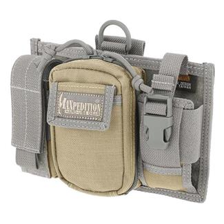 Maxpedition Triad Admin Pouch Khaki / Foliage