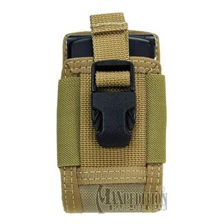 "Maxpedition 4"" Clip-On Phone Holster Khaki"