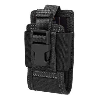 """Maxpedition 4.5"""" Clip-On Phone Holster Black"""