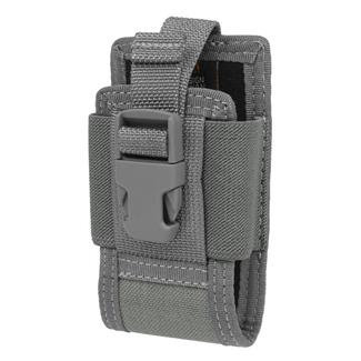 """Maxpedition 4.5"""" Clip-On Phone Holster Foliage Green"""