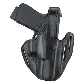 Gould & Goodrich Concealment Three Slot Pancake Holster Black