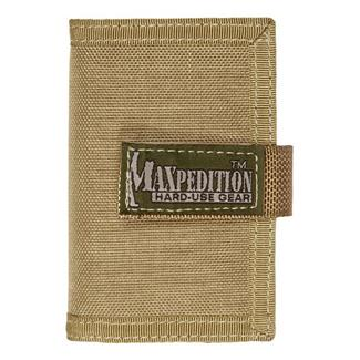 Maxpedition Urban Wallet Khaki