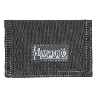 Maxpedition Micro Wallet Black
