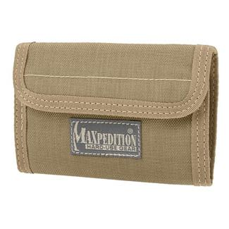 Maxpedition Spartan Wallet Khaki