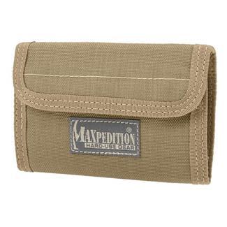 Maxpedition Spartan Wallet Khaki