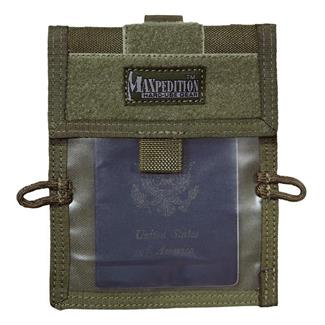 Maxpedition Traveler Passport / ID Carrier Foliage
