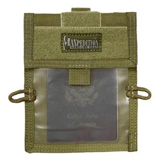 Maxpedition Traveler Passport / ID Carrier OD Green