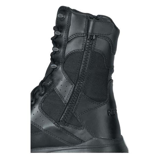 "Reebok 8"" Dauntless WP SZ Black"
