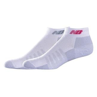New Balance N230 Low Cut Coolmax Socks (2 pack) Assorted