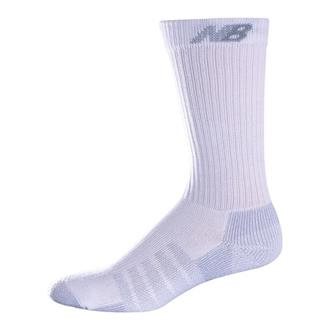 New Balance N225 Crew 2 Coolmax Socks (2 pack) White